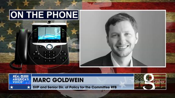 Steve Gruber Is Joined By MARC GOLDWIEN , OCTOBER 13 2021