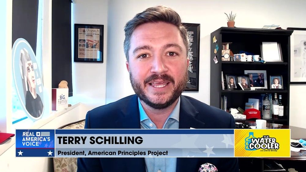 """Don't let Democrats fool you, you don't """"need"""" the government - Terry Schilling weighs in"""