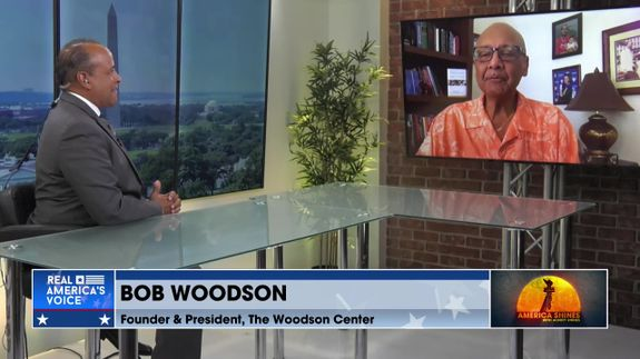 Aubrey Does A Exclusive Deep Dive With Founder & President Of The Woodson Center, Bob Woodson Pt 1