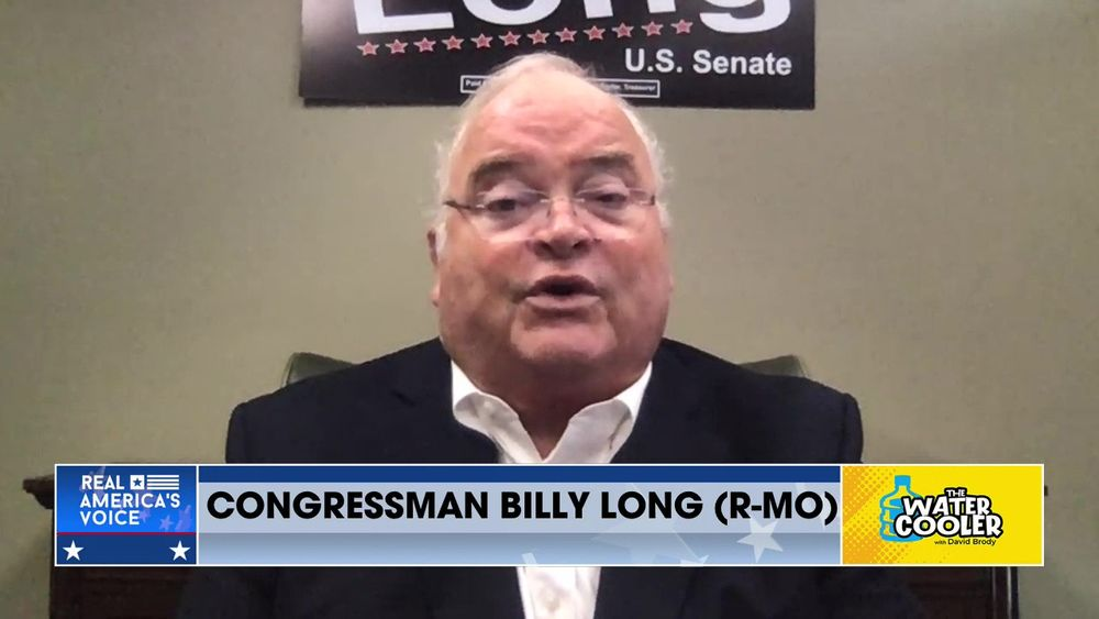 David Oliver is Joined By Congressman Billy Long (R-MO)