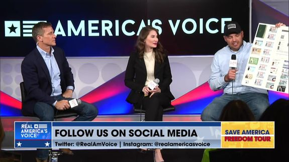 Amanda, Ben, Eric, and Jeremy Wrap Up the Save America Freedom Tour from St. Louis, MO