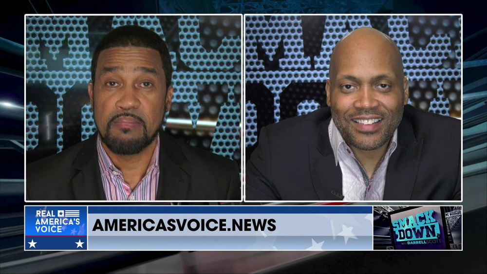 Darrell Scott and James Davis Talk Joe Bidens Dogs