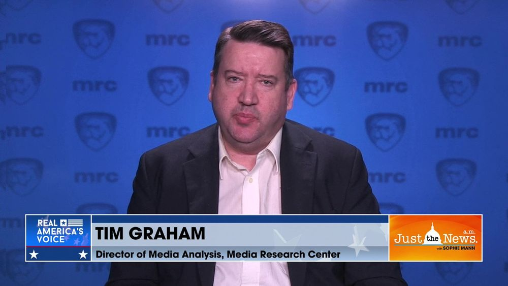 Tim Graham, Director of Media Analysis, MRC - Media struggles to reengage viewers after Trump