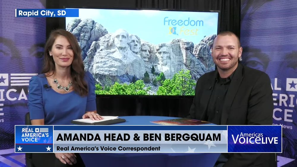 America's Voice Live with Steve Gruber July 23nd, 2021 Part 1