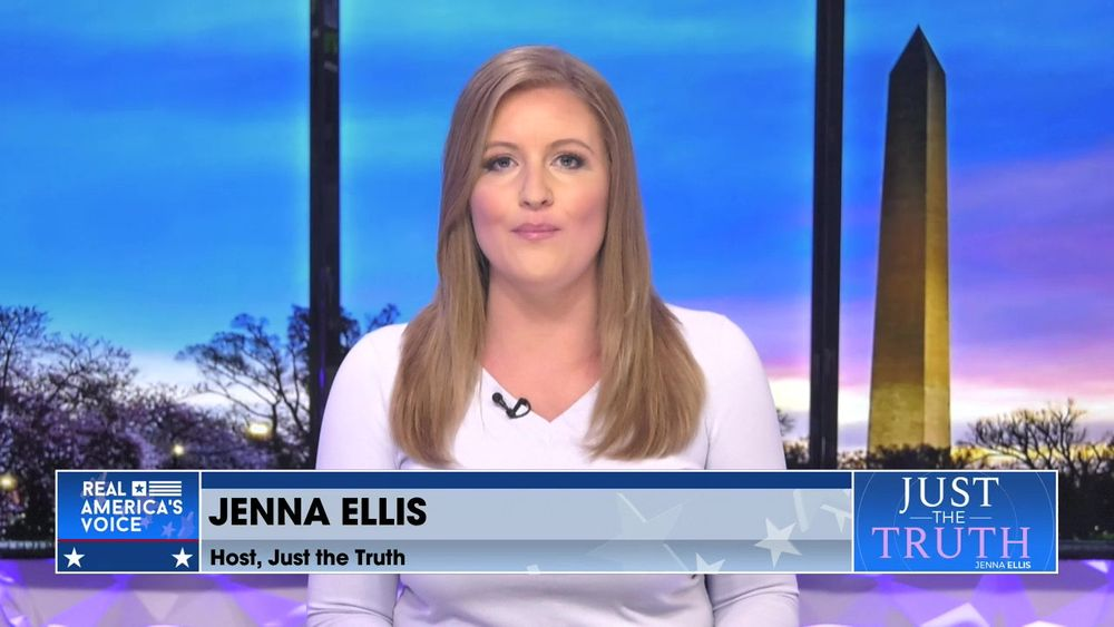 Opening Statement - Jenna Talks About Trump's Statement on The Election Calling It The Big Lie