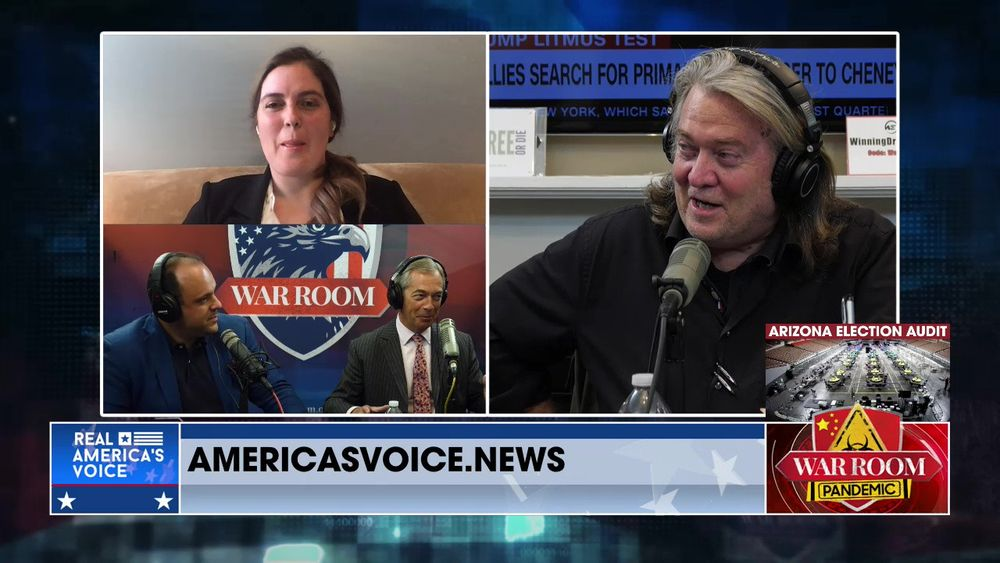 War Room Pandemic with Stephen K Bannon Episode 928 Part 1