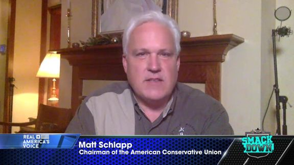 Matt Schlapp Stays on Talking McCarthy, Donald Trump and Psaki's Circle Backs