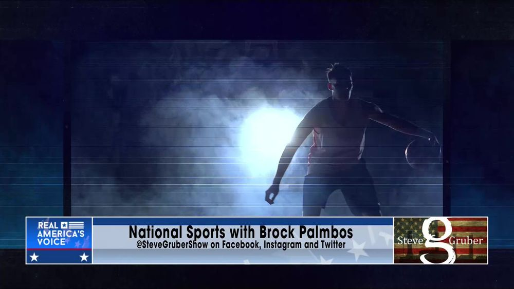 National Sports With Brock Palmbos April 20 2021