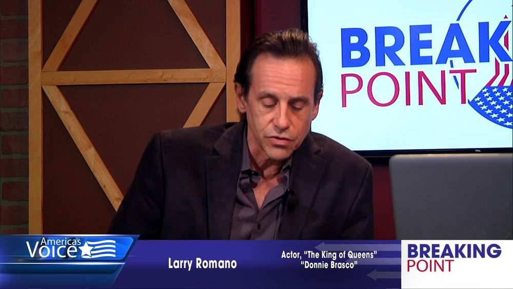 Larry Romano january 14 2021