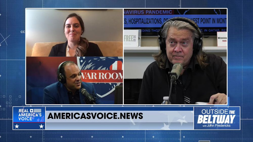 Outside The Beltway With Special Guest Host Stephen K. Bannon Part 1