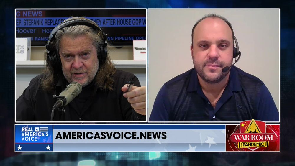 War Room Pandemic with Stephen K Bannon May 14th, 2021