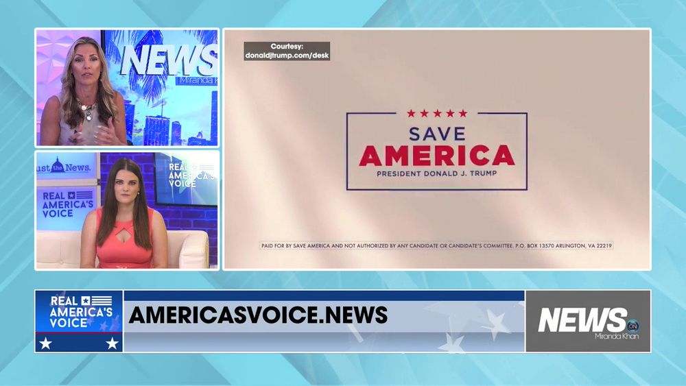 Heather Mullins Joins News ON to Discuss From the Desk of Donald J. Trump