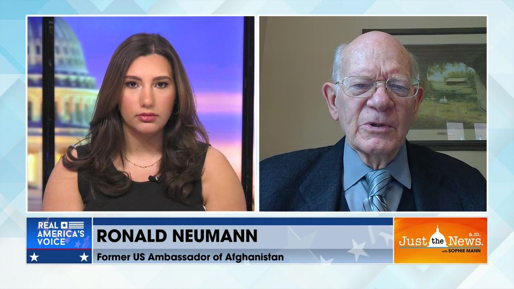 Former Ambassador to Afghanistan Ronald Neumann - Troop drawdown in Afghanistan not without problems