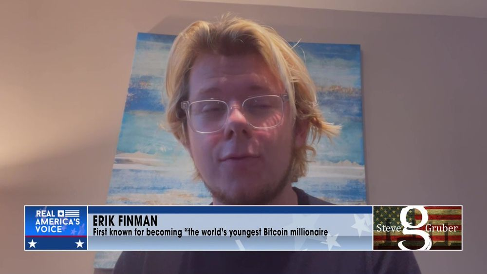 Erik Finman July 14 2021