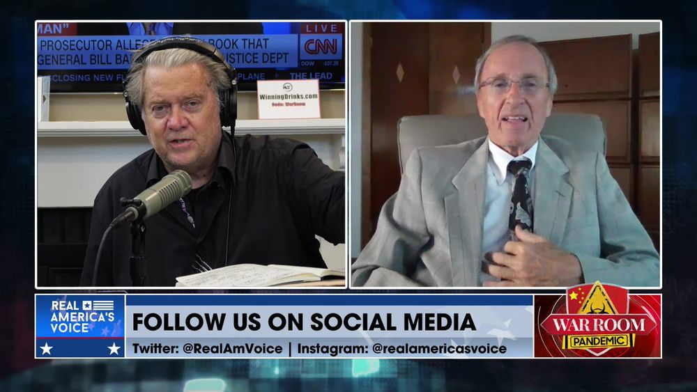 War Room Pandemic with Stephen K Bannon Episode 1093 Part 4