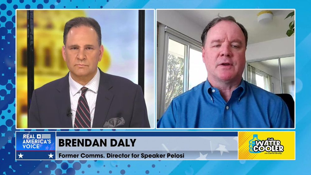 Brendan Daly / Fmr. Comms. Director for Pelosi on whether Dems Jim Crow language is going too far