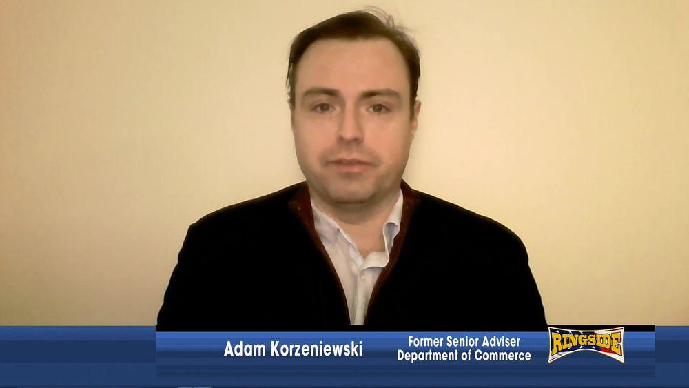 Adam Korzeniewski February 1 2021