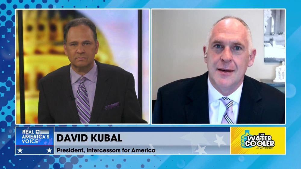 Dave Kubal says the Biden Administration is anti-God