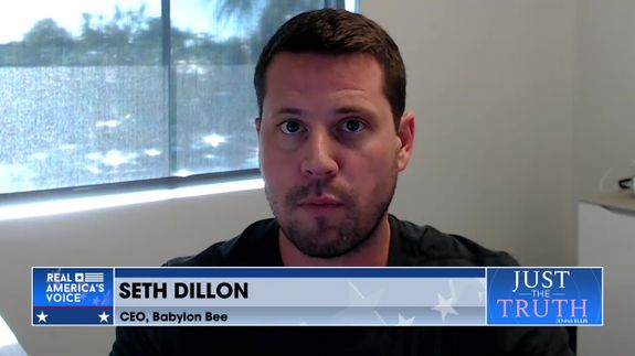 Jenna Ellis is Joined By CEO, Babylon Bee Seth Dillon