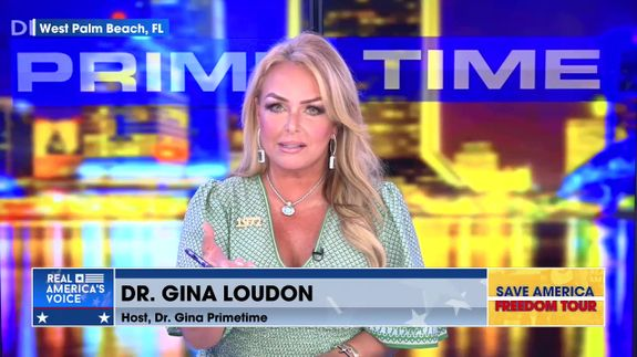 Dr. Gina Loudon Joins the Freedom Tour to Discuss the Importance of Speaking Up