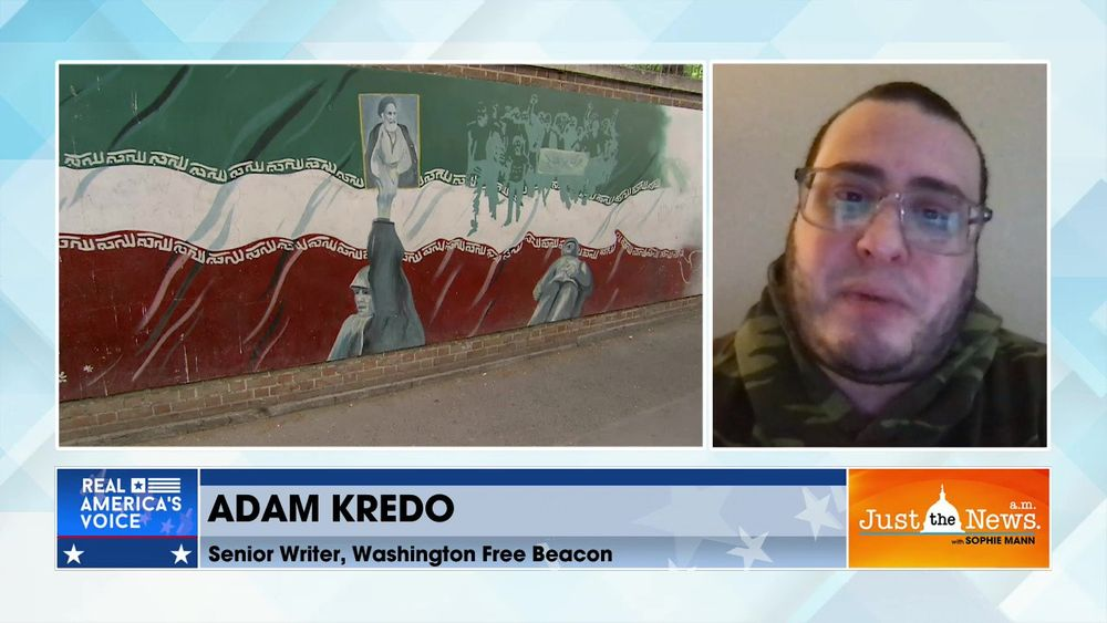 Adam Kredo, Washington Free Beacon - Iran despite weakness, gets what it wants from Biden Admin
