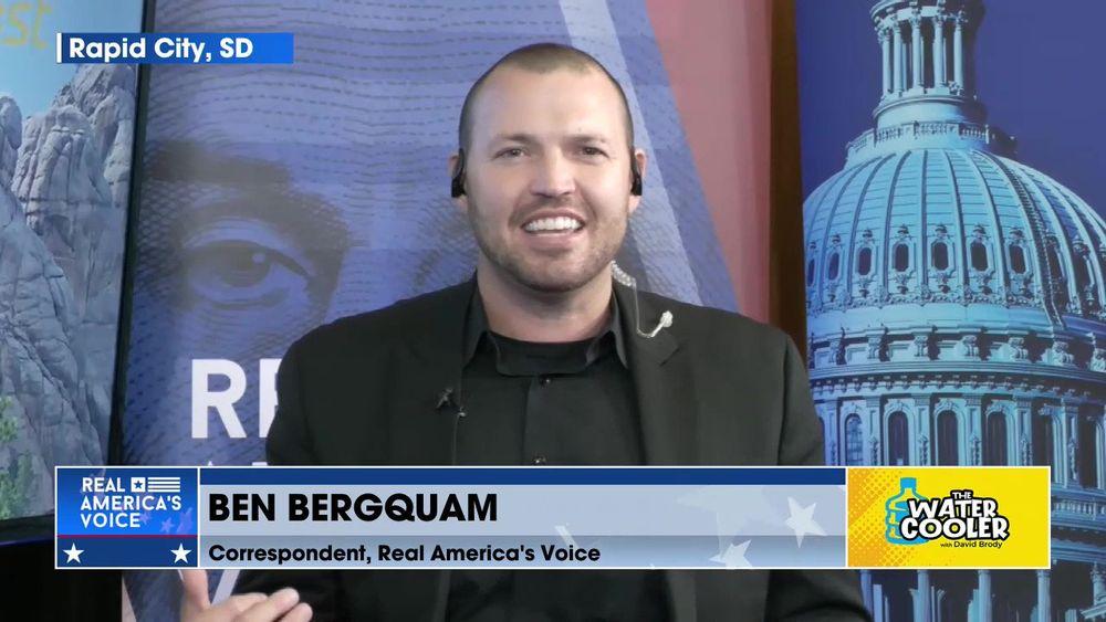 Ben Bergquam at Freedom Fest