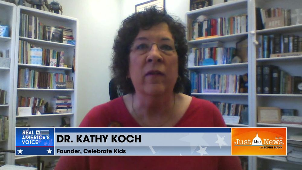 Dr. Kathy Koch, Founder, Celebrate Kids - Spring is here school sports are not... why?