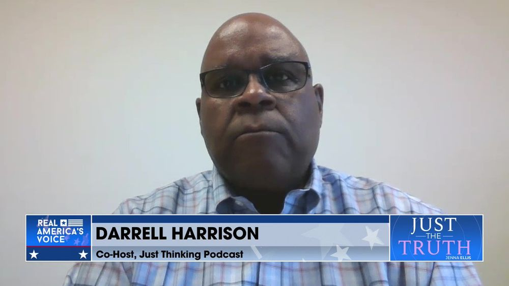 Virgil Walker and Darrell Harrison, Hosts of Just Thinking Podcast Joins Jenna Part 5