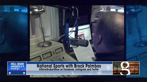 National Sports With Brock Palmbos February 23 2021