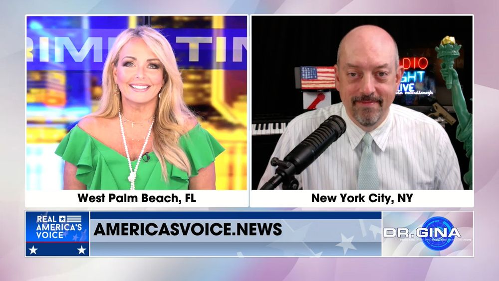 Kevin McCullough Joins Dr. Gina Prime Time