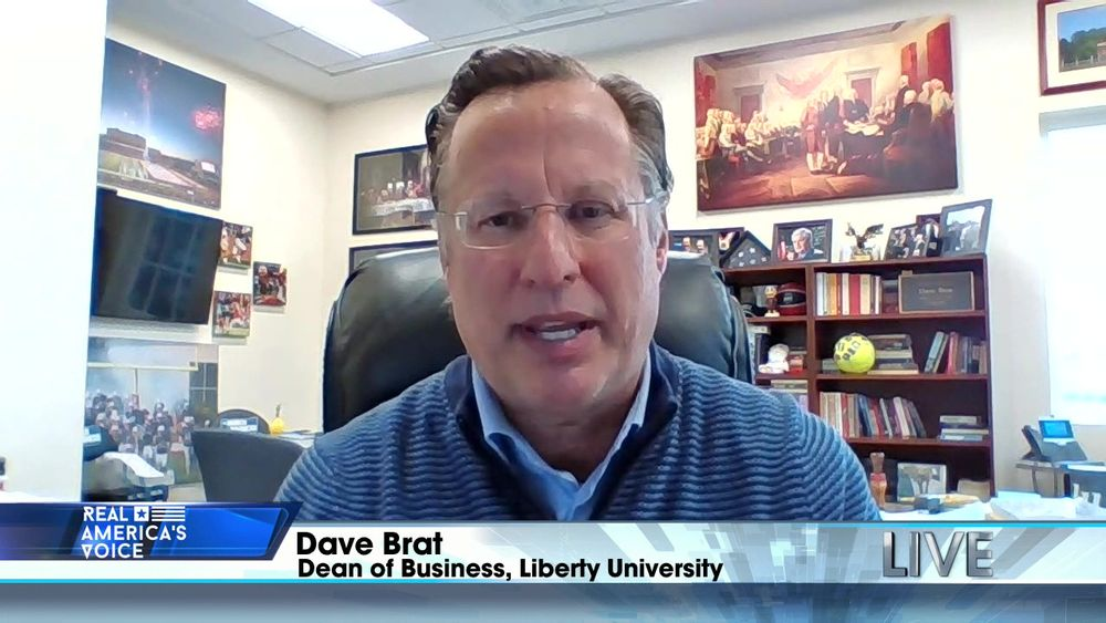 Dave Brat Joins Tudor to Discuss the Upcoming Georgia Special Election