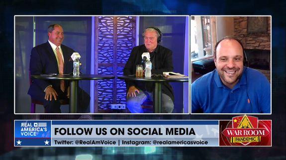 War Room: Pandemic With Steve Bannon Episode 1334 Part 1