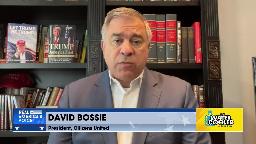 David Bossie - President, Citizens United:  Ron DeSantis is a rock star