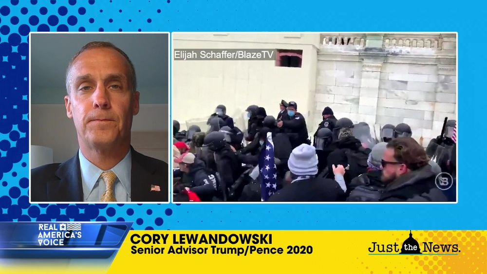 David Brody is joined by Trump/Pence 2020 Senior Advisor, Cory Lewandowski