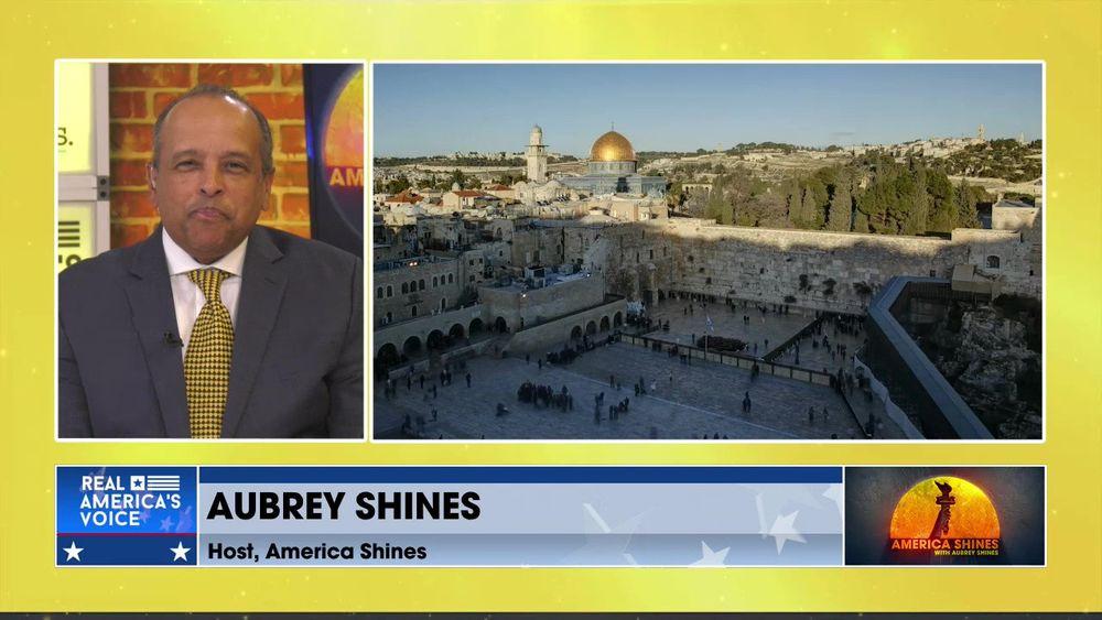 Aubrey Shines explains why Palestine is a lie