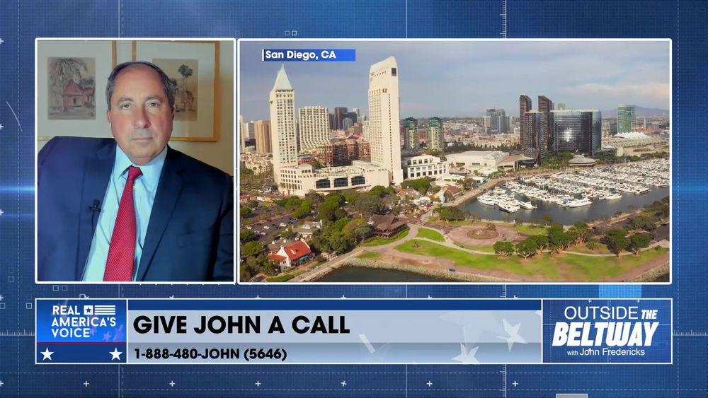 America Speaks to John Fredericks