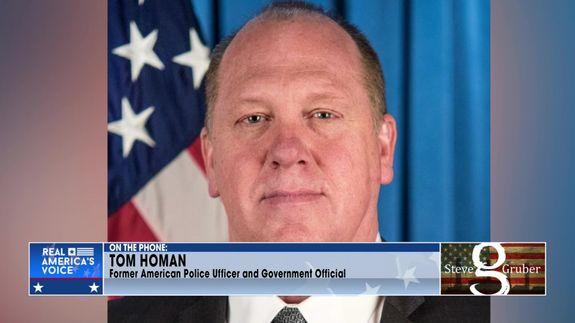 Tom Homan June 11 2021