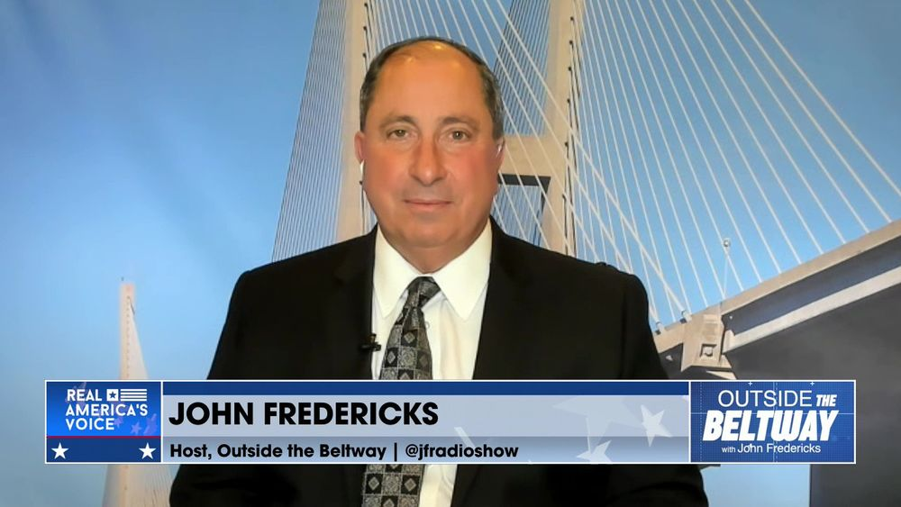 John Fredericks Talk About President Bidens First Press Conference