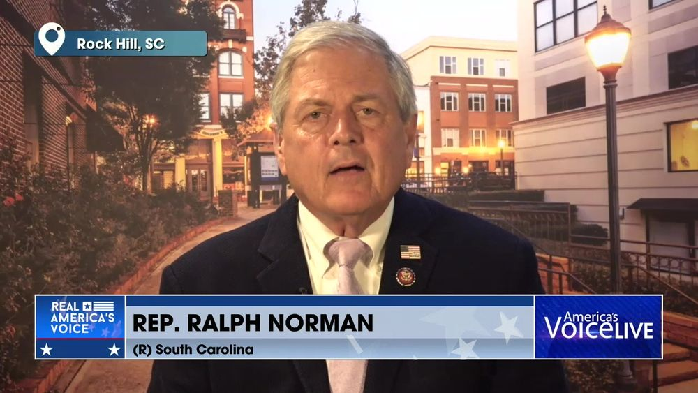 Rep. Ralph Norman (R-SC) Joins Us To Discuss The Current Administration