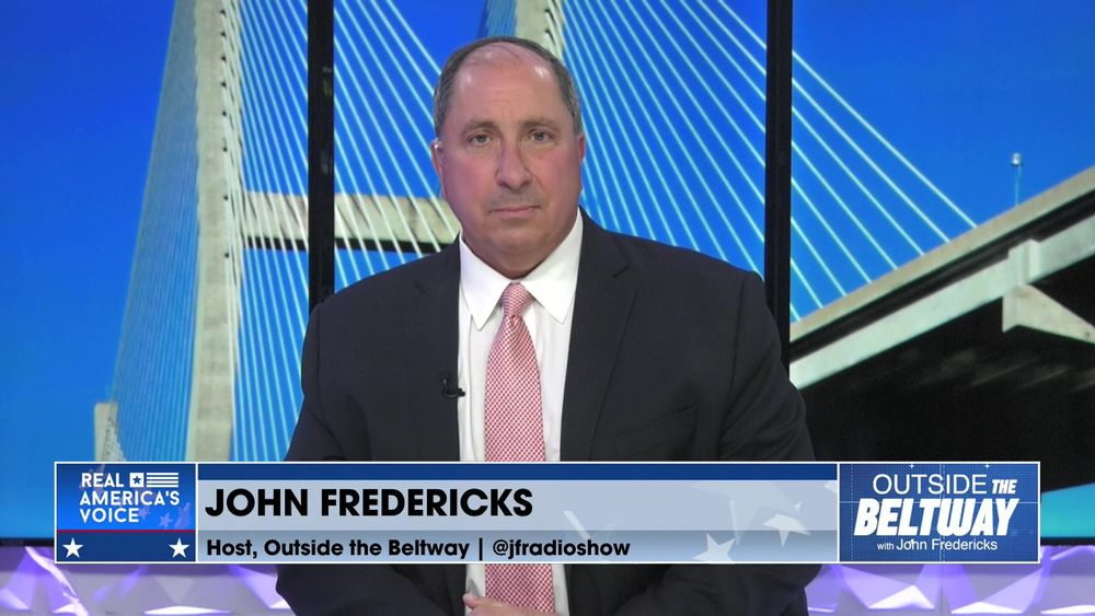 John Fredericks Talks Your Calls and Answers Them