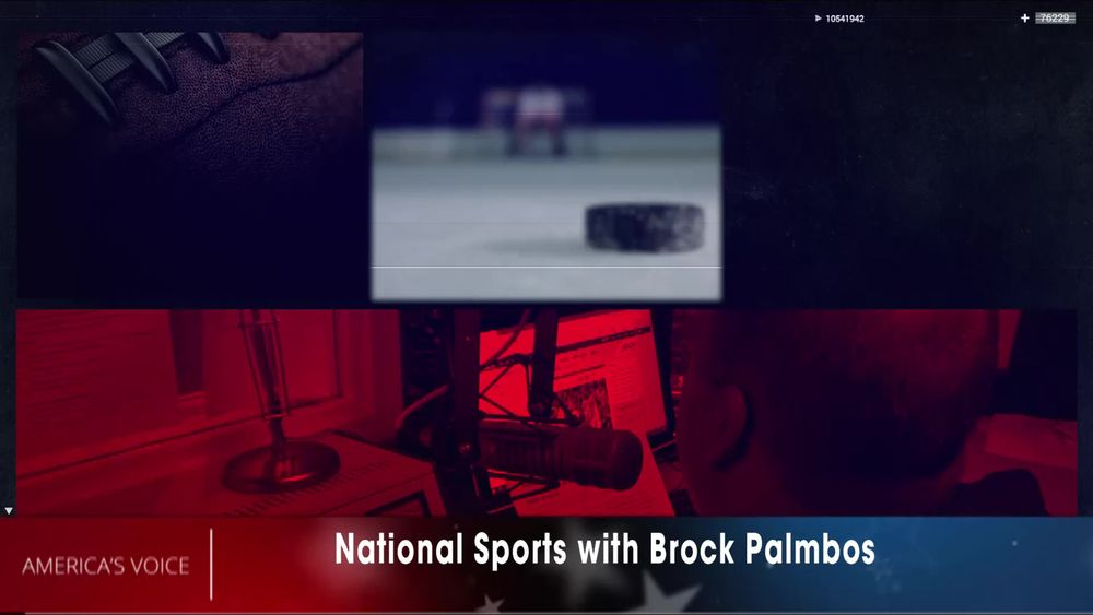 National Sports With Brock Palmbos February 1 2021