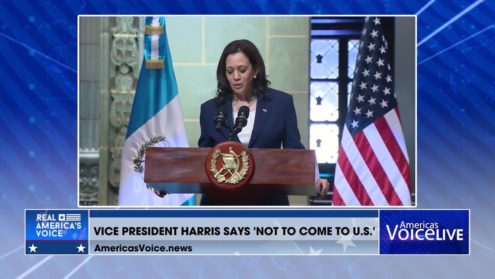 Vice President Harris' Message on The Border