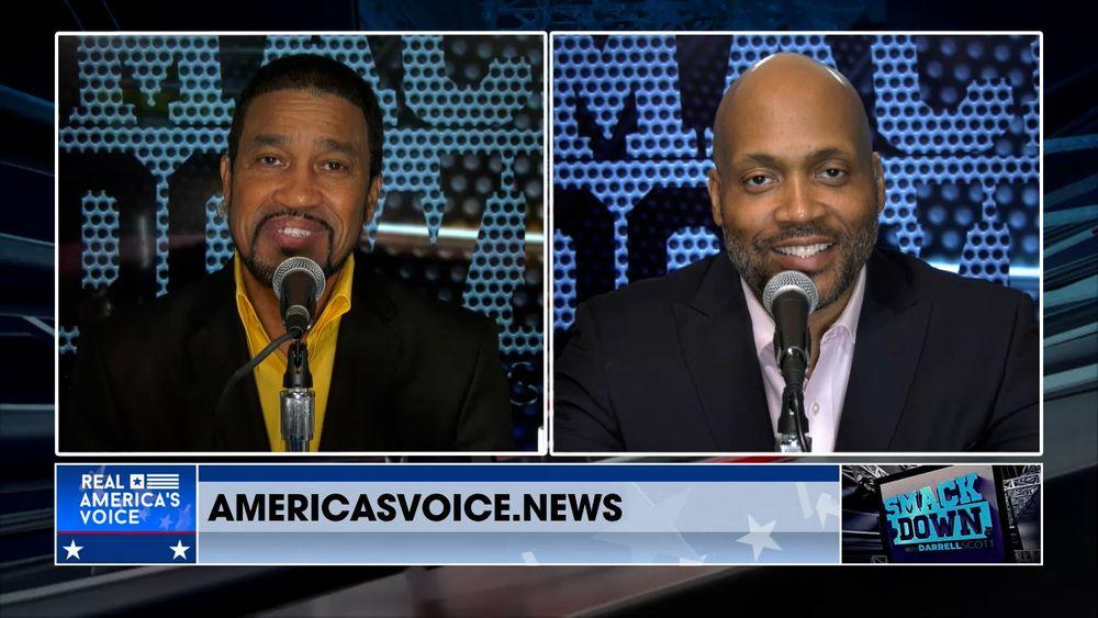 Pastor Darrell Scott and James Davis Discuss Biden's First 100 Days