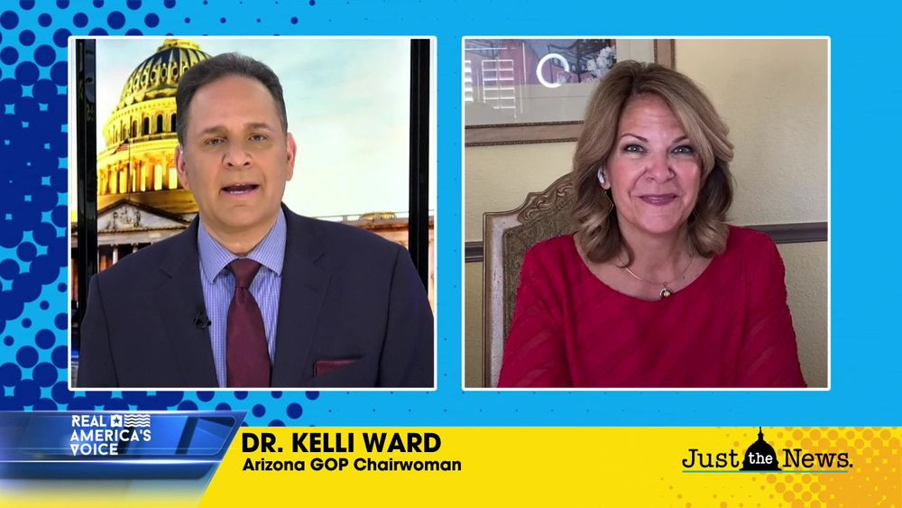 Arizona Chairwoman Kelli Ward Not Finished Fighting for President Trump