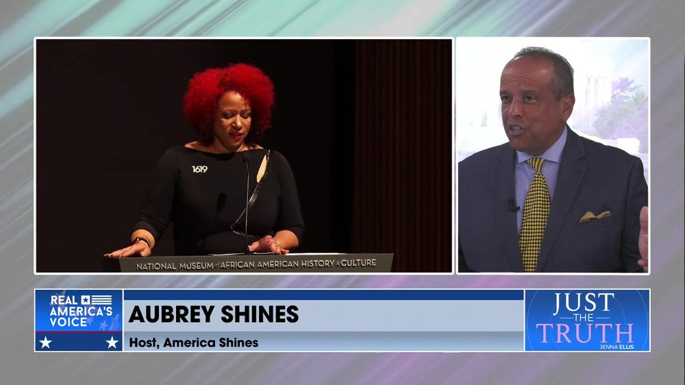 Jenna Ellis is Joined by Host of America Shines, Aubrey Shines For The Friday Round-Up Pt 5