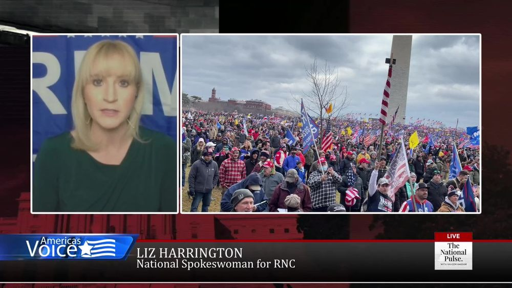 Raheem Kassam speaks with Liz Harrington former national spokeswomen for RNC: parts 2