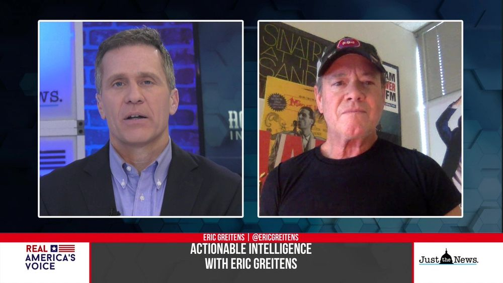 Eric Greitens speaks to Jamie Allman the Host of Radio free Allman