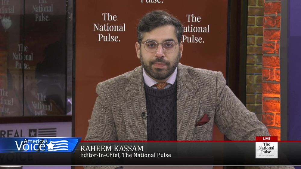 Raheem Kassam speaks about Georgia Presser on Fraud Claims