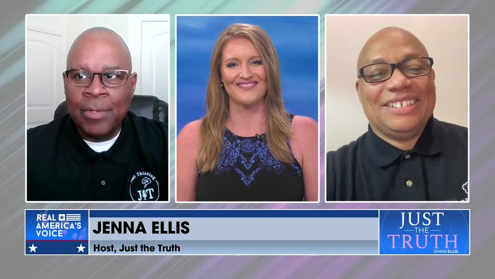 """Jenna is Joined by Co-Host's Of The """"Just Thinking Podcast"""", Darrell Harrison & Virgil Walker Pt 1"""