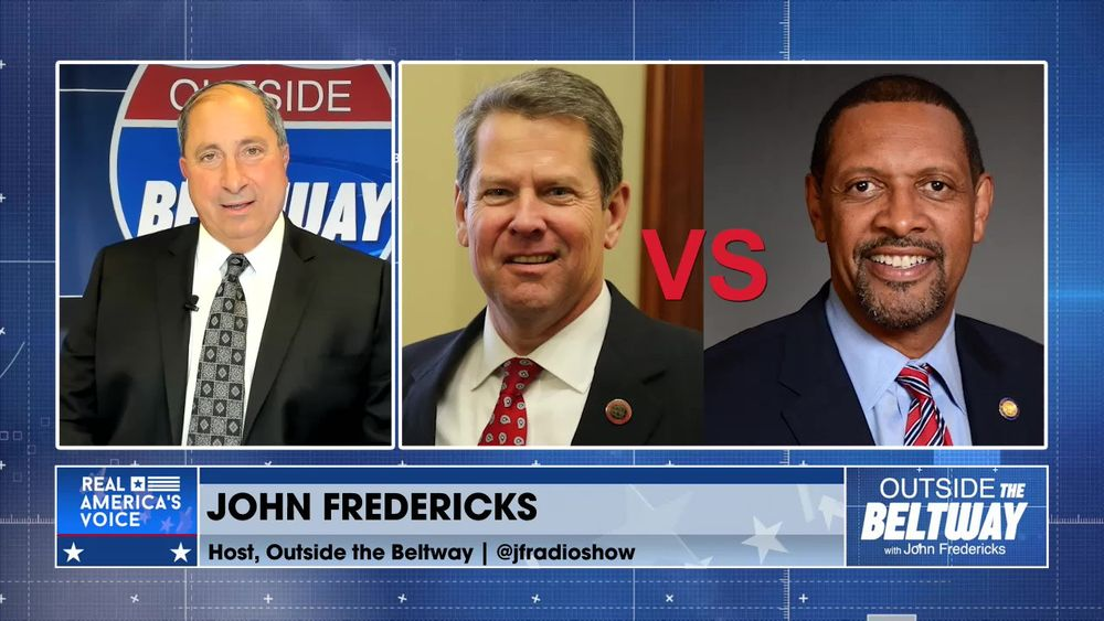 John Fredericks Discusses The Upcoming Election Down in Georgia